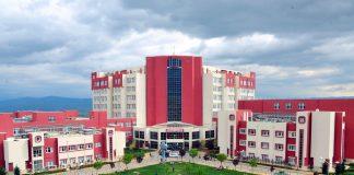 Aydın Adnan Menderes Üniversitesi GETAT Eğitim Merkezi resmi.