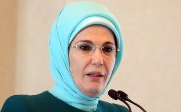 Uluslararası Geleneksel ve Tamamlayıcı Tıp Kongresi Onursal Genel Başkanı Emine Erdoğan oldu.