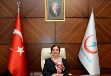 Uzm. Dr. Elif GÜLER KAZANCI T.C. Sağlık Bakanlığı Müsteşar Yardımcısı bilim kurulu başkan yardımcısı.