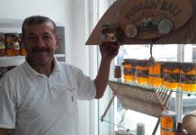 Cemil Kızıltepe bal hakkında açıklamalarda bulundu.